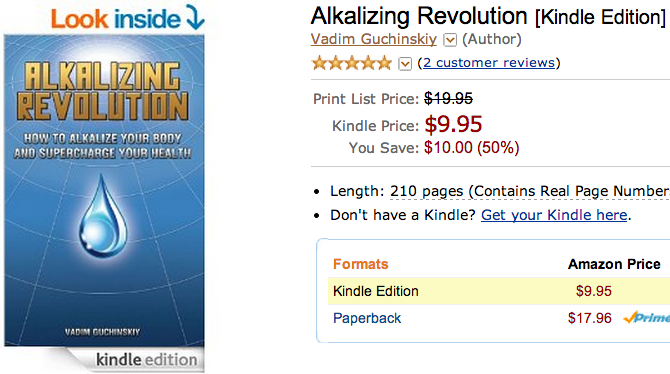 alkalizing revolution